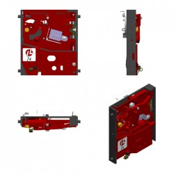 Plastic Coin Acceptor...